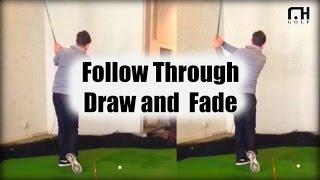 How to Draw and Fade: Butch Harmon