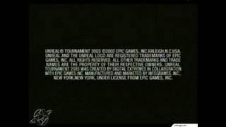 Unreal Tournament 2003 PC Games Trailer - Trailer