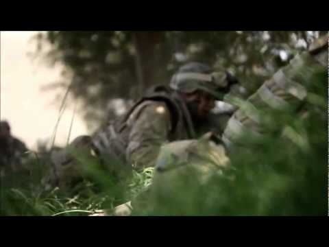 Afghanistan Raw Footage 3/7 Marines Provide Cover