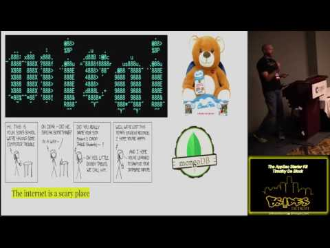 Bsides Detroit 2017 204 The AppSec Starter Kit Timothy De Block