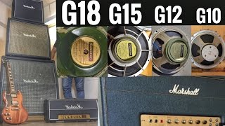 Which size Guitar Speakers do you prefer?