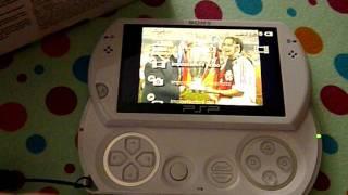 Vendo Psp GO 20GB com 11 jogos cor branca Frete Gratis ( 200 $ reais )  pt-br-brasil video comentado