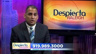 Vasquez Law Firm, PLLC Video - Despierta Raleigh Vasquez Law Firm Como Protegerme de Inmigracion