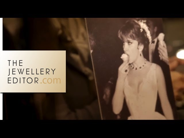 Gina Lollobrigida's famous jewels and secrets at Sotheby's London