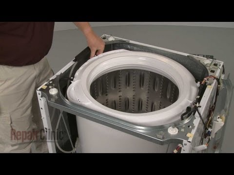 Tub Cover Assembly - GE Washer