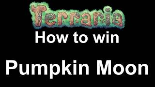 Cover images How to win the Pumpkin Moon