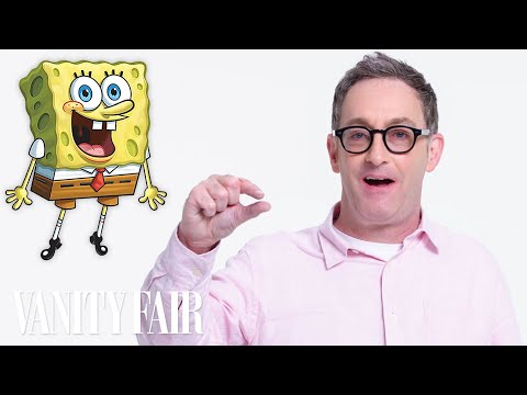 VIDEO: Tom Kenny (SpongeBob) Reviews Impressions of His Voices | Vanity Fair