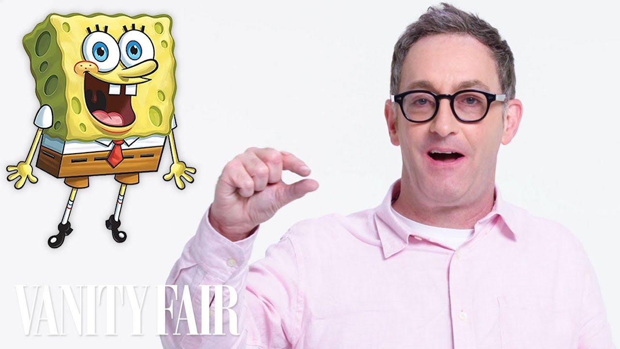 Tom Kenny (SpongeBob) Reviews Impressions of His Voices | Vanity Fair image