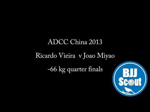 BJJ Scout Bsides: Ricardo Vieira v Joao Miyao -66kg ADCC China