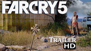 Far Cry 5 Full Reveal Trailer HD