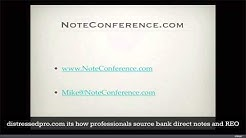 Note Brokers & Investors Q&A