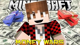 "Minecraft: ""WINNING SO EASY"" MONEY WARS #13 (Epic Mini-Game)"
