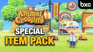 We're going through the process of receiving all special items currently available for acnh. enjoy! :) if you want to support me on paypal: http://paypal.me/...