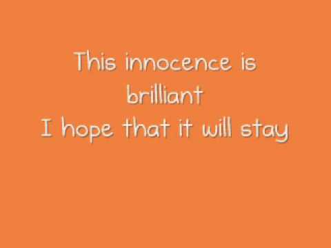 Innocence By: Avril Lavinge Lyrics