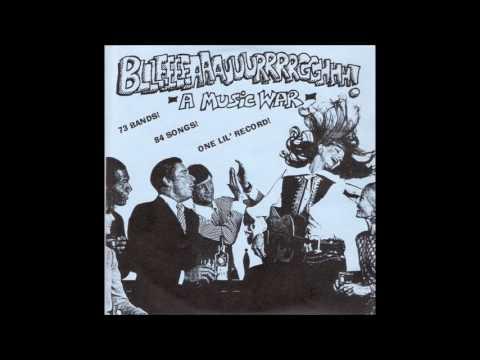 Various – Bllleeeeaaauuurrrrgghhh! - A Music War
