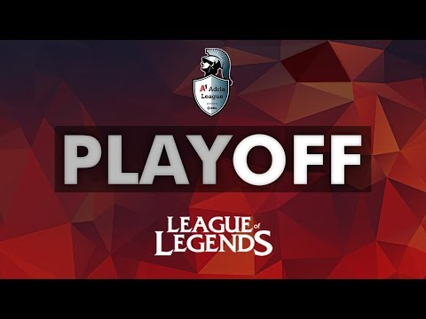 A1 Adria League season 2 | LoL Online Playoffs Day 2
