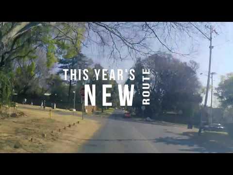 Discovery Jacaranda FM Spring Walk route 2018