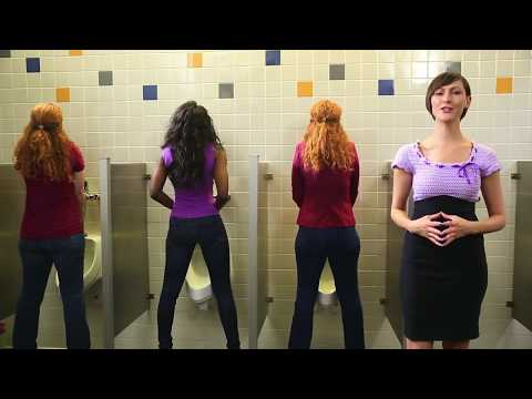 Go Girl Female Urination Device, Lavender