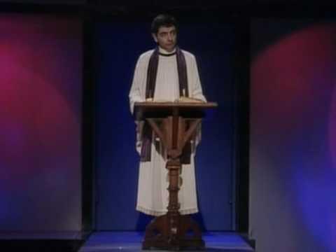 Rowan Atkinson Live - Amazing Jesus