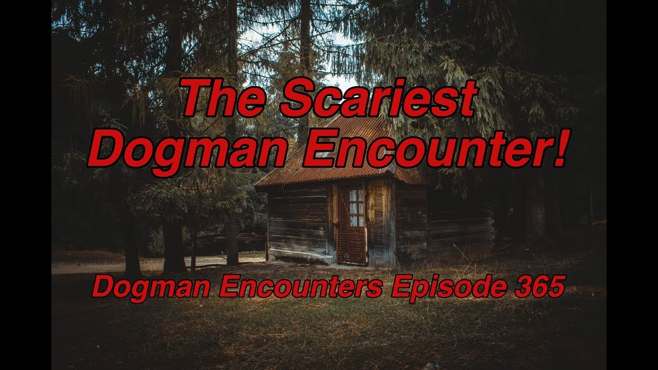 The Scariest Dogman Encounter! (Dogman Encounters Episode 365)