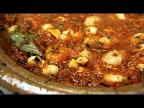 Moroccan Seafood Tagine (Homemade Recipe) - CookingWithAlia - Episode 251