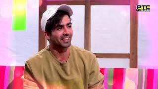 Harrdy Sandhu PTC Showcase Interview NAAH Latest Punjabi Song