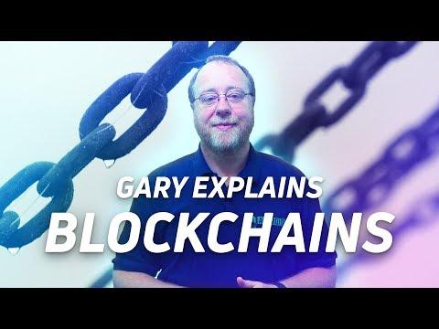 What is a Bitcoin blockchain? - Gary Explains