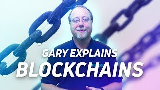 What is a Bitcoin blockchain? - Gary Explains