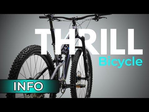 5 Sepeda Terbaik Thrill Indonesia Di Kelasnya Tahun 2018, THRILL BICYCLE