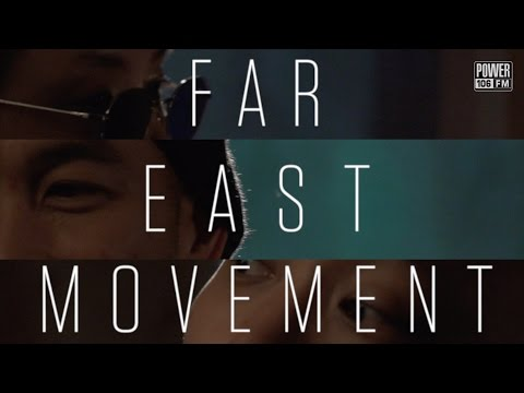 Far East Movement 'Freal Luv' In-Studio Performance