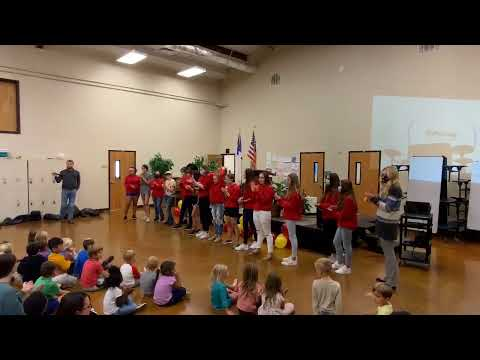 COVENANT COMMUNITY SCHOOL PEP ASSEMBLY