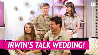 The Irwin Family Talk Bindi's Wedding And How They Will Honor Steve