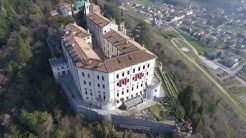 CastelBrando  Cison di Valmarino dji phantom 4