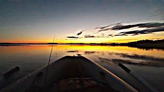 Рыбалка на спиннинг Жара подспала и рыба шевельнулась Ловля Щуки и окуня