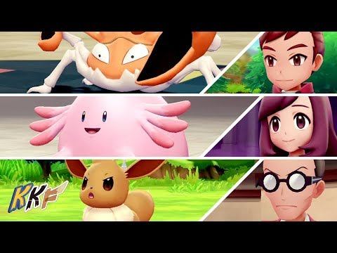 2.B.A. Master (vs Master Trainers) - Pokémon: Let's Go, Eevee! #32