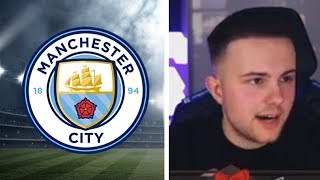 GamerBrother ber MANCHESTER CITY SPERRE fr CHAMPIONS LEAGUE    GamerBrother Stream Highlights