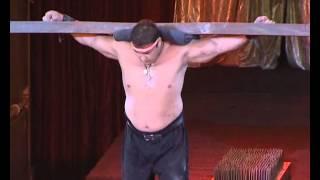 Сгибание твутавровой балки Дмитрий Халаджи