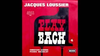 Jacques Loussier - Christ unser Herr zum Jordan kam (Johann Sebastian Bach)