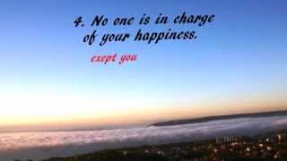 7 cardinal rules for the happiness