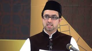Speech @ 35th Jalsa Salana Japan 2018 ( Ishq-e-Rasool ) by Adnan Arshad