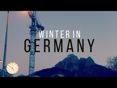 Winter In Germany