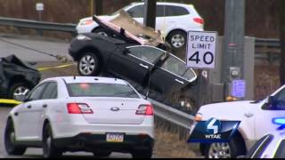Deadly crash in South Union Township
