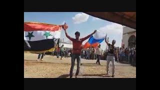 Сирия это Россия. Топите корабли США. Интервью сирийца.