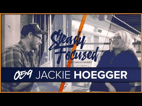 Life is Pure Joy - Trust God, Work Hard and Keep Moving - Jackie Hoegger Interview