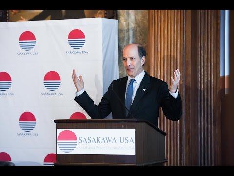 Reassessing 3-11 Conference Luncheon Address: Hon. John Roos, former U.S. Ambassador to Japan