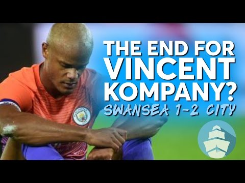 The End for Vincent Kompany?