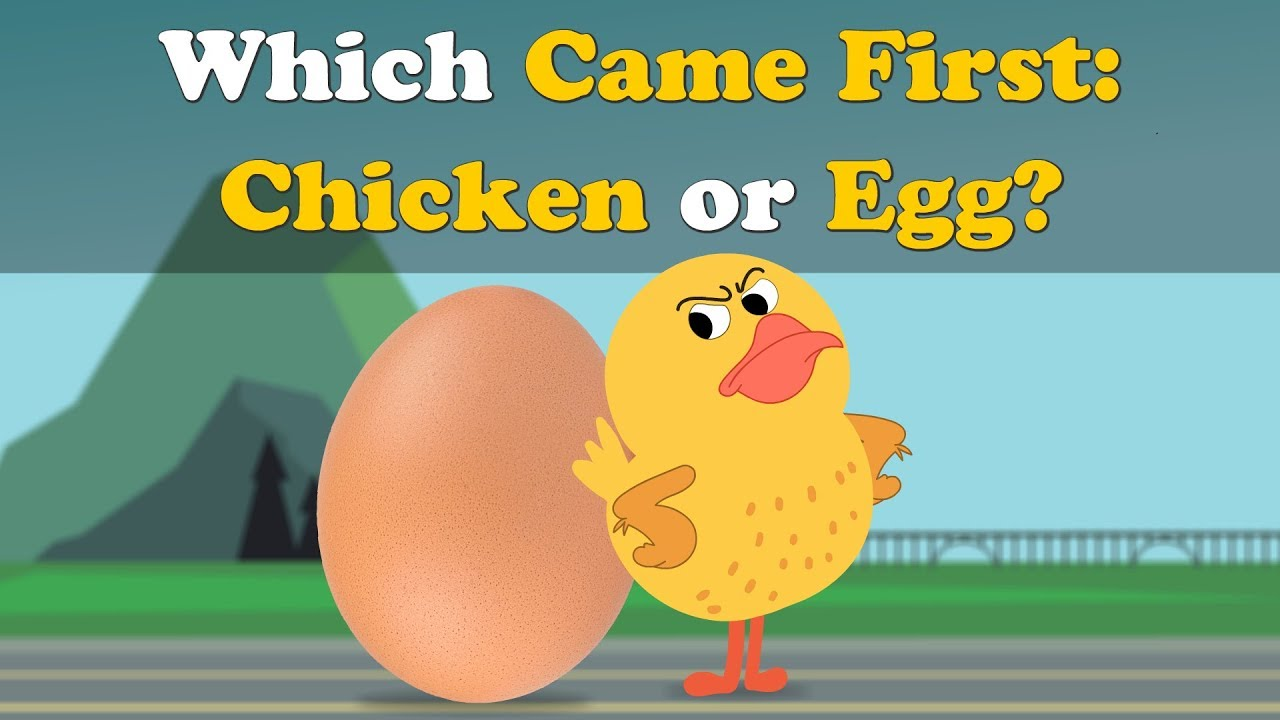 Image result for which came first, the chicken or the egg