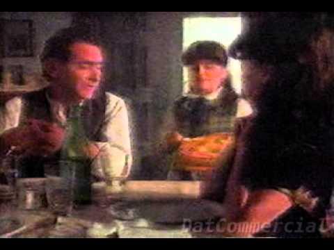 Pizza Hut Priazzo Verona Italian Pie Commercial (1986) Meatball Pizza