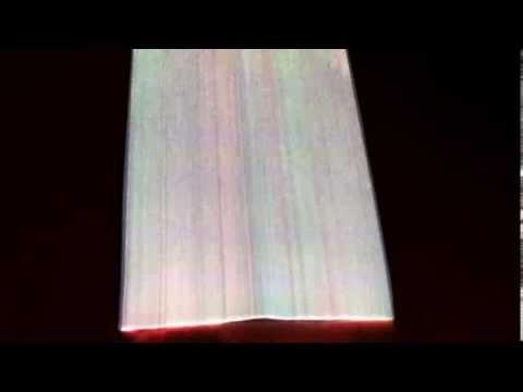 Tissu lumineux RVB / Bright fabric RGB
