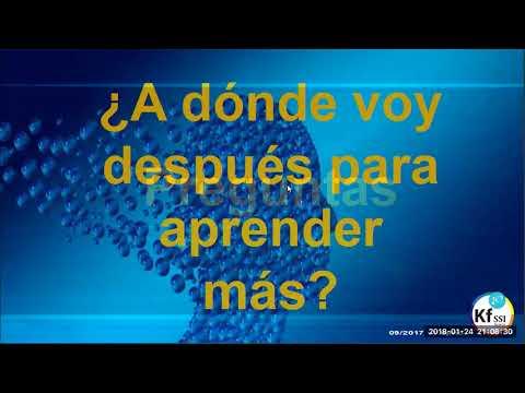 2018 01 24 PM Public Teaching in Spanish - Enseñanzas públicas en Español